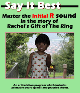 Rachel's Gift of the Ring CD Cover